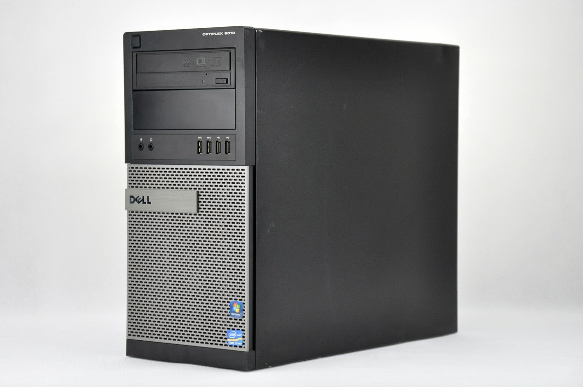 Komputer Dell OptiPlex 9010 Tower i5-3550 4 GB 250 HDD W7Pro B