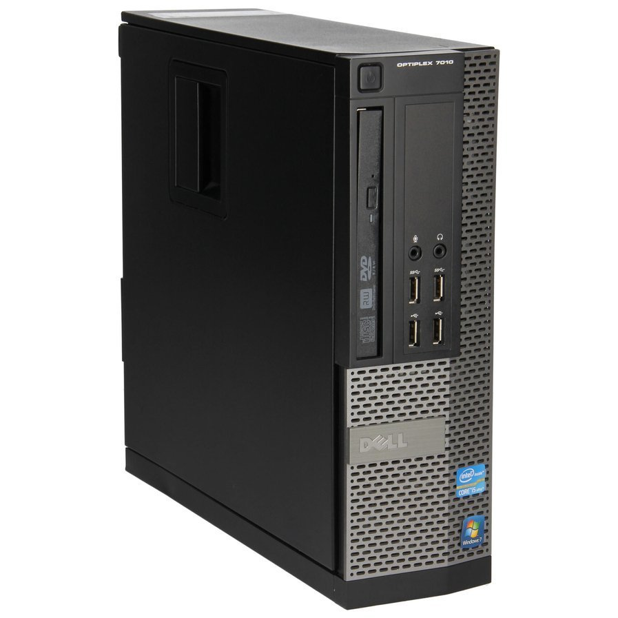 Komputer Dell Optiplex 7010 SFF i3-3240 4 GB 128 SSD W8Pro A
