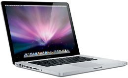 "Laptop Apple MacBook Pro A1278 P7350 4 GB 120 SSD 13,3"" WXGA OS X A-"