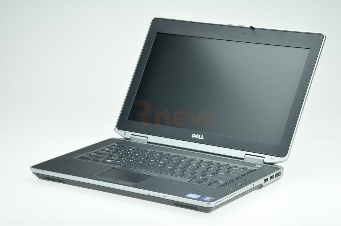 "Laptop Dell Latitude 6430u i5-3437U 4 GB 128 SSD 14"" HD+ W7Pro A-"