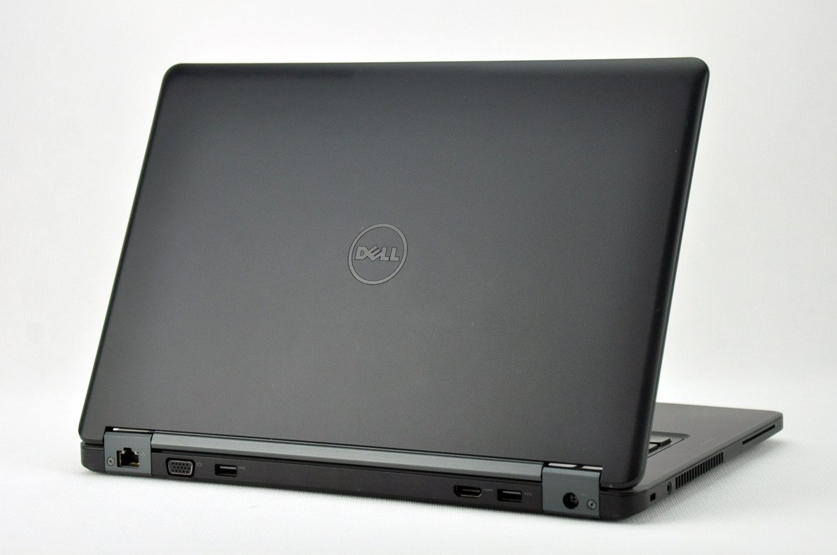 "Laptop Dell Latitude E5450 i5-5300U 8 GB 256 SSD 14"" HD W8Pro A-"