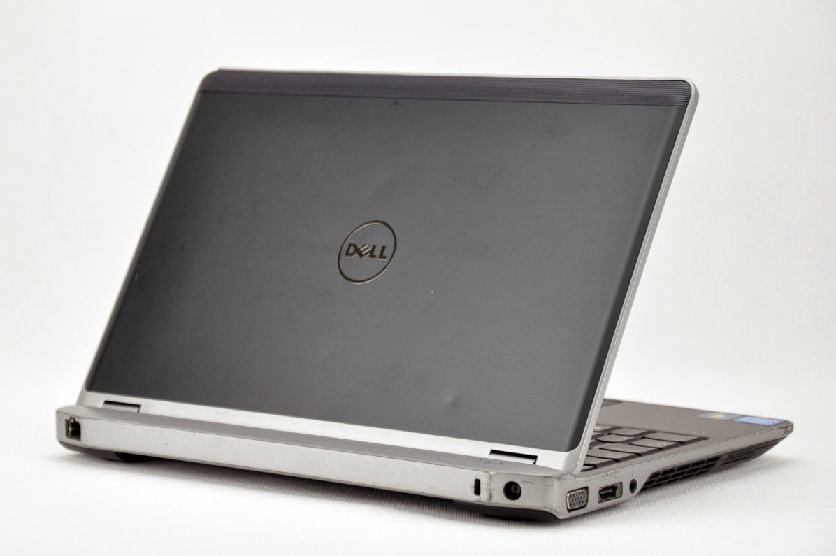 "Laptop Dell Latitude E6230 i7-3520M 8 GB 128 SSD 12,5"" HD W7Pro B"