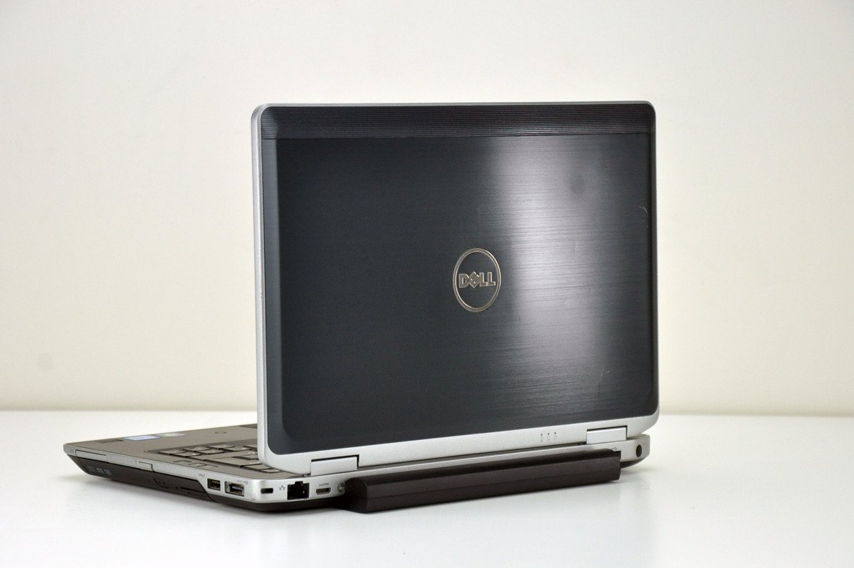 "Laptop Dell Latitude E6430s i5-3320M 4 GB 120 SSD 14"" HD W7Pro A-"