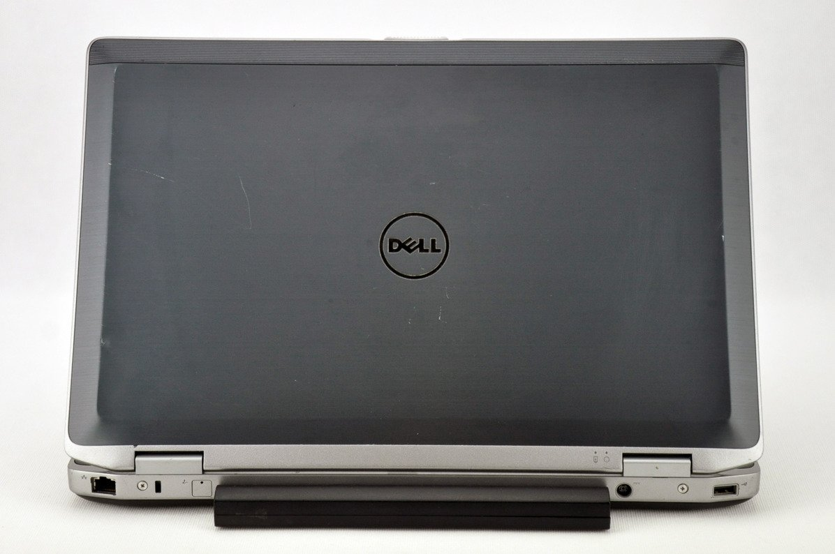 "Laptop Dell Latitude E6520 i5-2540M 6 GB 120 SSD 15,6"" HD W7Pro A-"