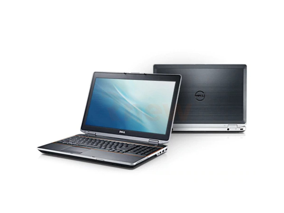 "Laptop Dell Latitude E6520 i7-2640M 4 GB 120 SSD 15,6"" FHD W7Pro A-"