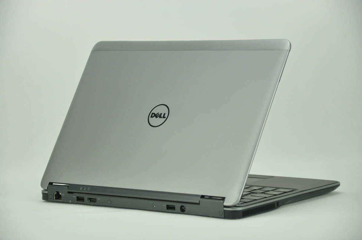 "Laptop Dell Latitude E7240 i7-4600U 8 GB 256 SSD 12,5"" HD W8Pro B"