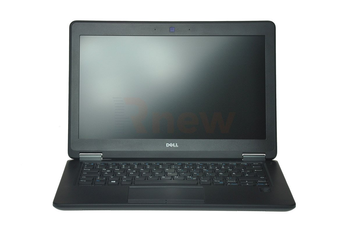 "Laptop Dell Latitude E7250 i7-5600U 16 GB 256 SSD 12,5"" HD B"