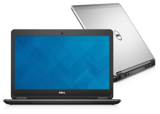 "Laptop Dell Latitude E7440 i5-4210U 8 GB 250 SSD 14"" HD W7Pro A-"