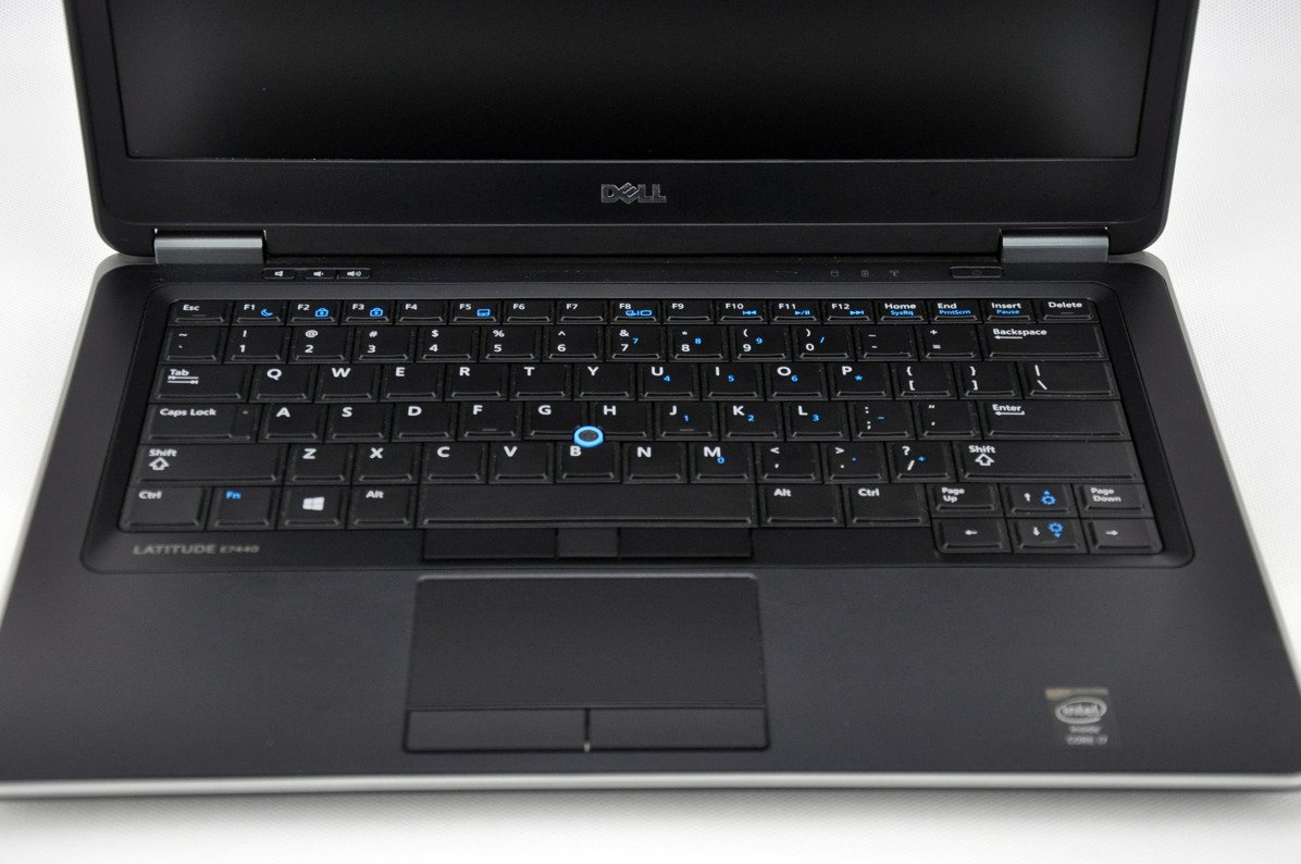 "Laptop Dell Latitude E7440 i5-4210U 8 GB 256 SSD 14"" HD W7Pro A-"
