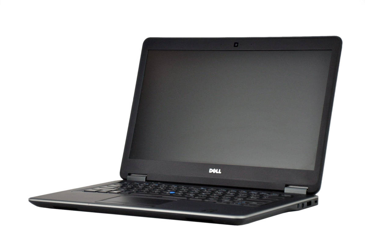"Dell Latitude E7440 Intel(R) Core(TM) i5-4300U 1.90GHz 4 GB 320 HDD 14"" 1366x768 Win 8 Pro B 03"