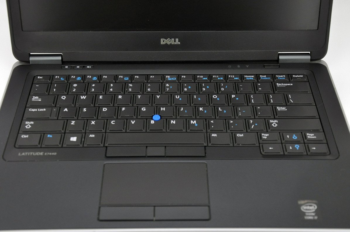 "Laptop Dell Latitude E7440 i7-4600U 8 GB 120 SSD 14"" HD W7Pro A-"