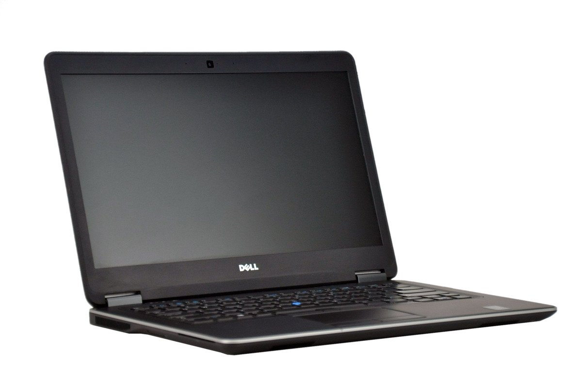 "Laptop Dell Latitude E7440 i7-4600U 8 GB 256 SSD 14"" HD+ W8Pro A-"