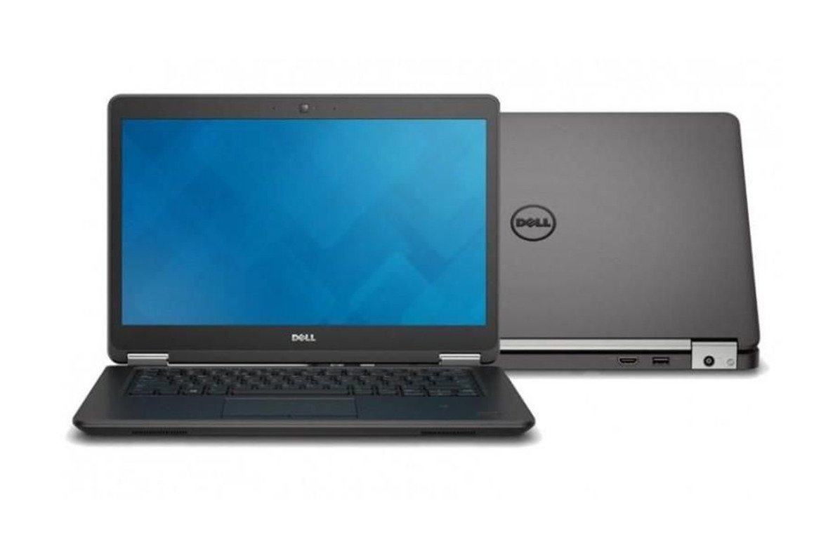 "Laptop Dell Latitude E7450 i7-5600U 16 GB 256 SSD 14"" FHD W8Pro B"