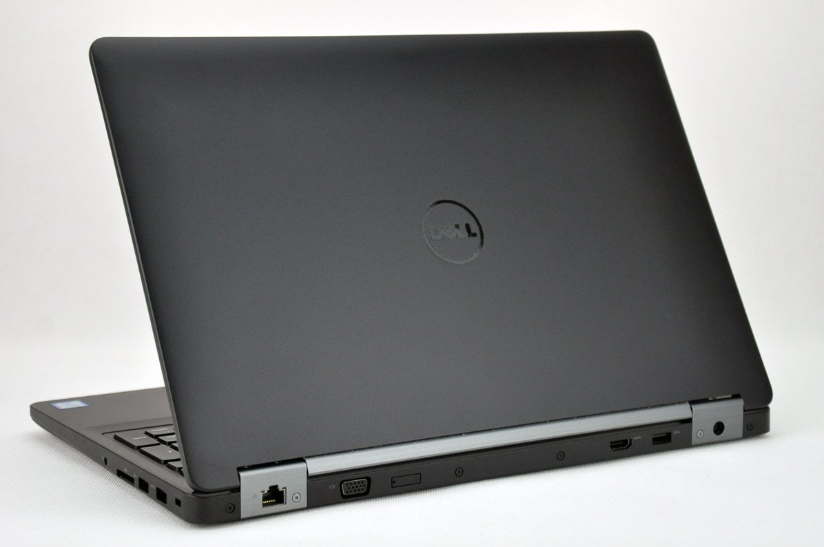 "Laptop Dell Precision 3510 i7-6700HQ 16 GB 128 SSD 15,6"" FHD W8Pro A"