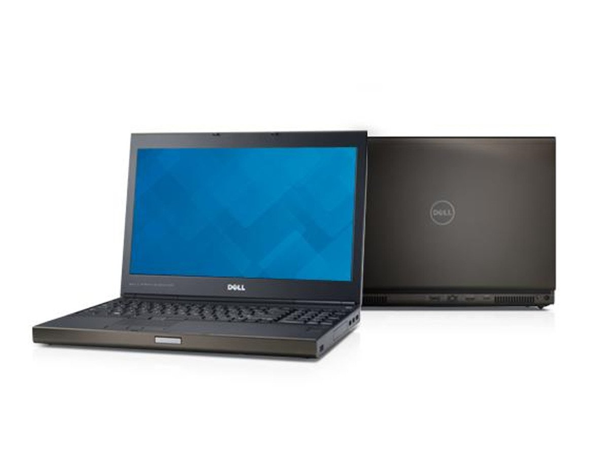 "Laptop Dell Precision M4700 i7-3520M 8 GB 120 SSD 15"" FHD W7Pro A-"