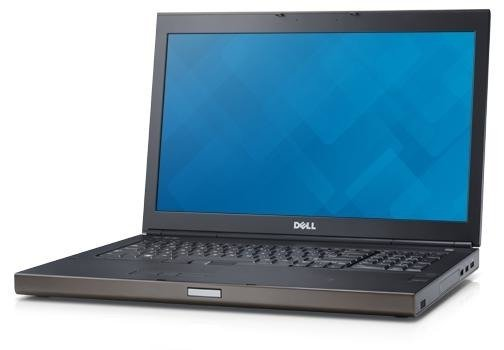 "Laptop Dell Precision M6800 i7-4810MQ 16 GB 240 SSD 17,3"" FHD W8Pro A-"
