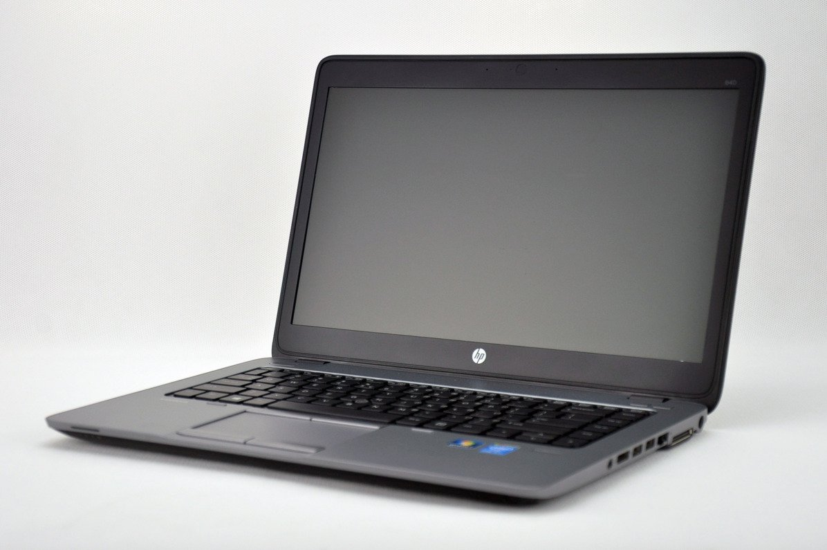 "Laptop HP EliteBook 840 G1 i5-4300U 4 GB 32.0 SSD + 160 SSD 14"" HD W7Pro B"