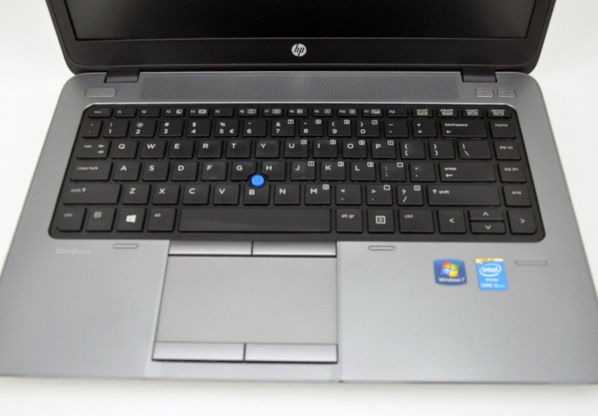 "Laptop HP EliteBook 840 G1 i5-4300U 8 GB 320 HDD 14"" HD W7Pro A-"