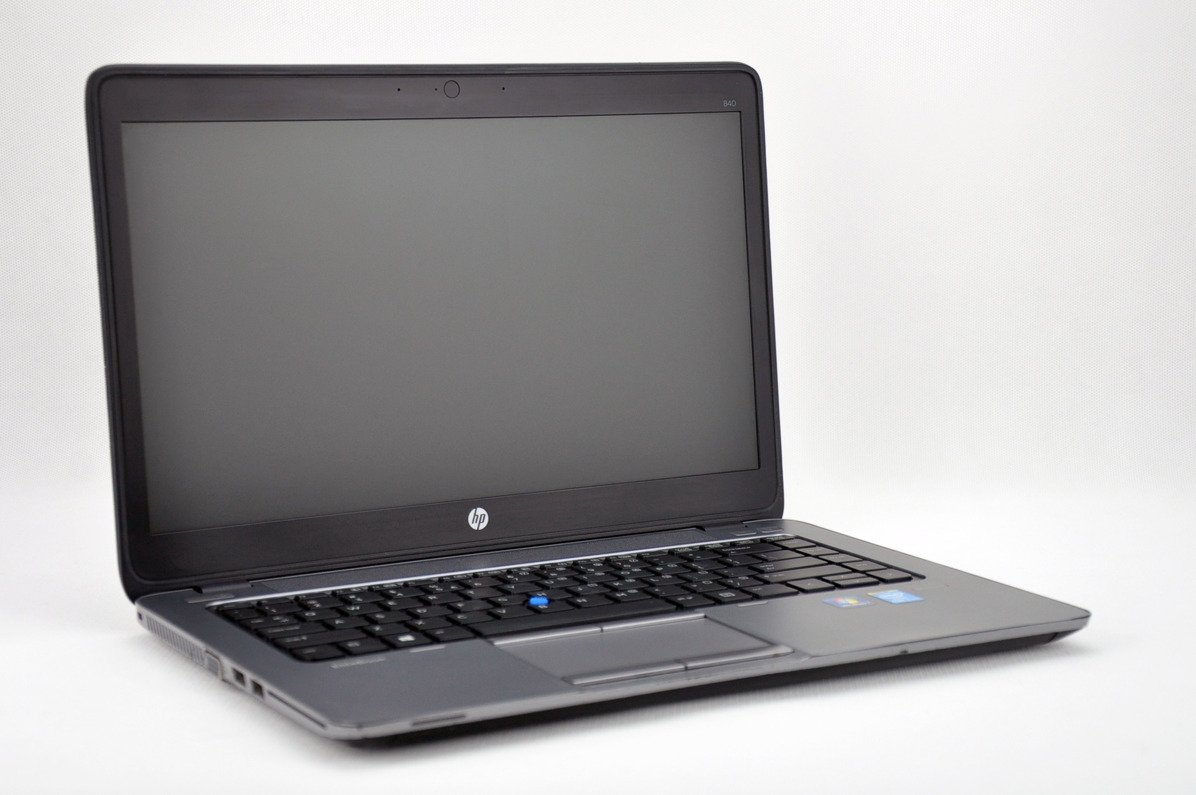 "Laptop HP EliteBook 840 G1 i5-4300U 8 GB 500 HDD 14"" HD W7Pro A"