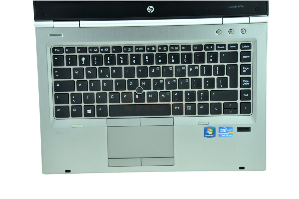 "Laptop HP EliteBook 8470p i5-3320M 4 GB 320 HDD 14"" HD W8Pro B"