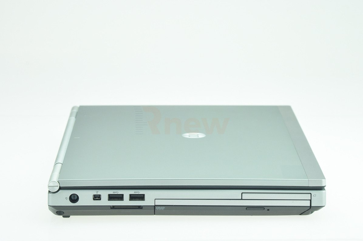 "HP EliteBook 8460p Intel Core i7-2620M 2.70 GHz 4 GB 128 GB SSD 14"" Win 7 Pro A- 09"