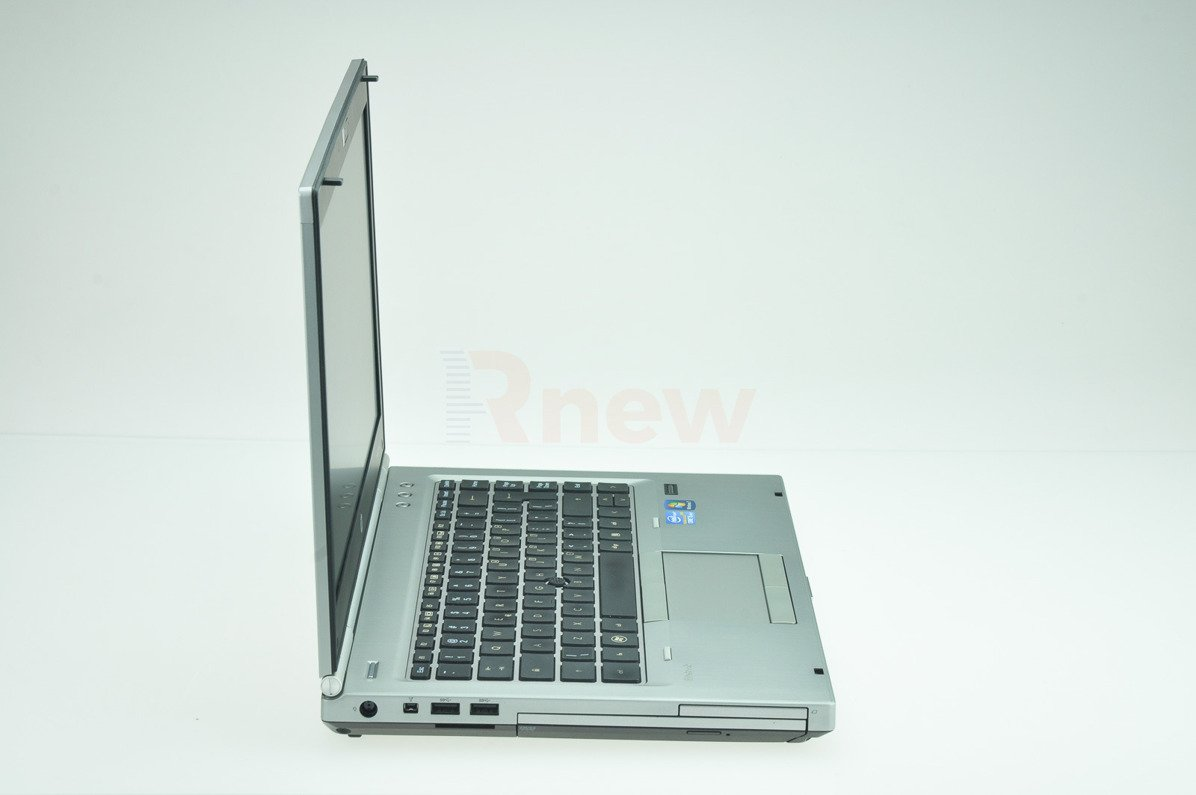 "HP EliteBook 8460p Intel Core i7-2620M 2.70 GHz 4 GB 128 GB SSD 14"" Win 7 Pro A- 04"