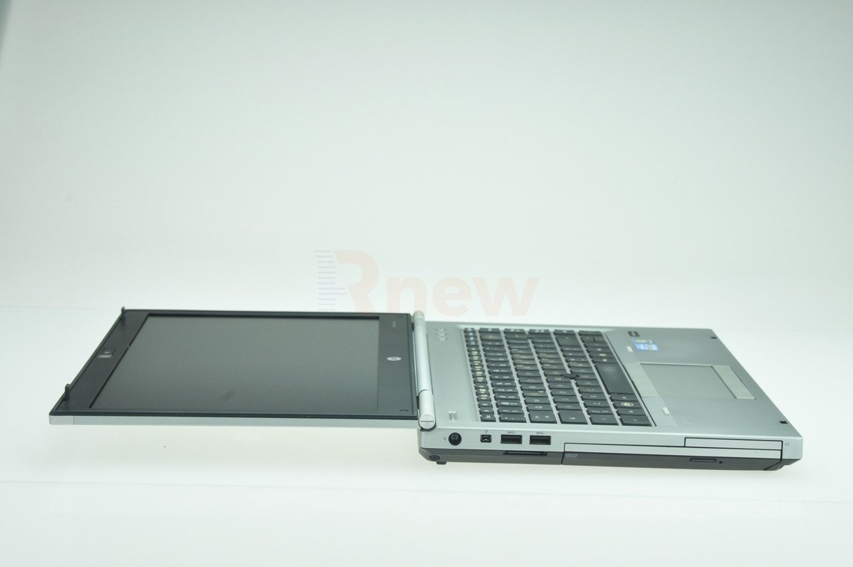 "HP EliteBook 8460p Intel Core i7-2620M 2.70 GHz 4 GB 128 GB SSD 14"" Win 7 Pro A- 05"
