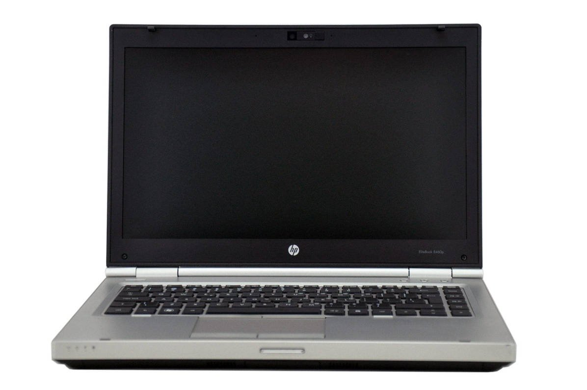 "Laptop HP Elitebook 8460p i5-2540M 4 GB 320 HDD 14"" HD+ W7Pro A"