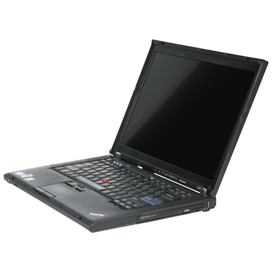 "Laptop Lenovo ThinkPad T400 P8400 4 GB 160 HDD 14,1"" WXGA None B"