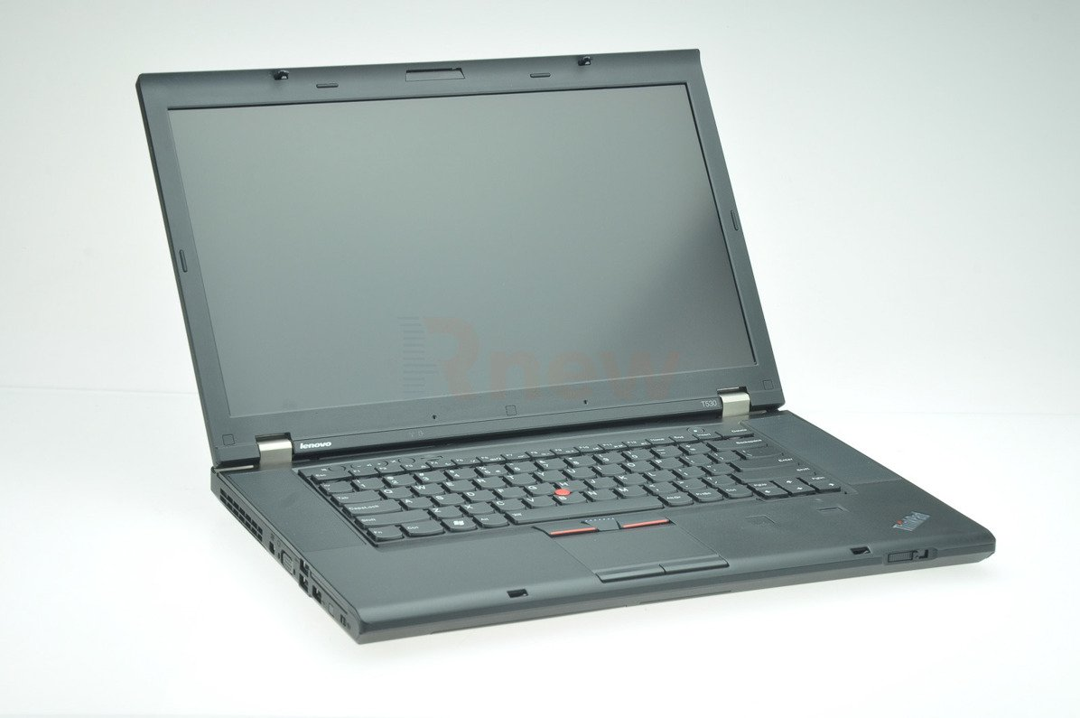 "Laptop Lenovo ThinkPad T530 i5-3320M 4 GB 320 HDD 15,6"" HD+ W7Pro A-"
