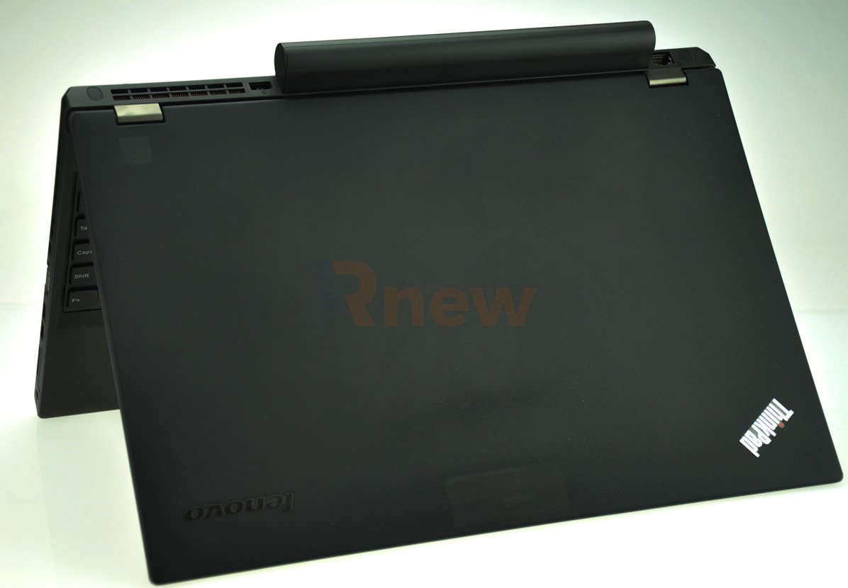 "Lenovo T540p Intel Core i7-4800MQ 2.70 GHz 8 GB 320 HDD 15,6"" 1920x1080 Win 8 Pro B 03"