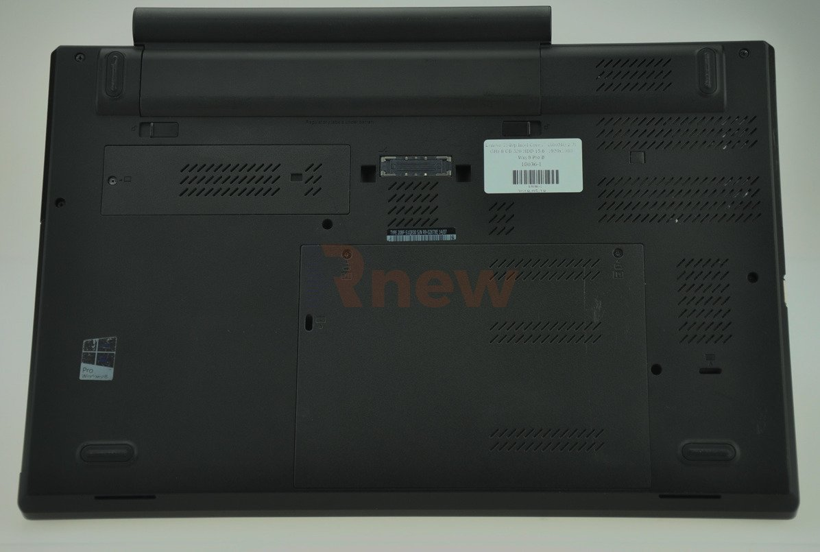 "Lenovo T540p Intel Core i7-4800MQ 2.70 GHz 8 GB 320 HDD 15,6"" 1920x1080 Win 8 Pro B 05"