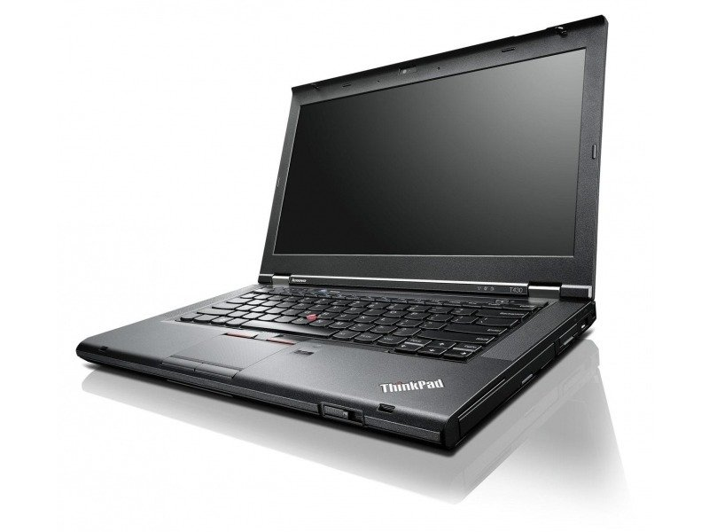 "Lenovo ThinkPad T430s i5-3320M 4 GB 240 SSD 14"" HD+ W7Pro A-"