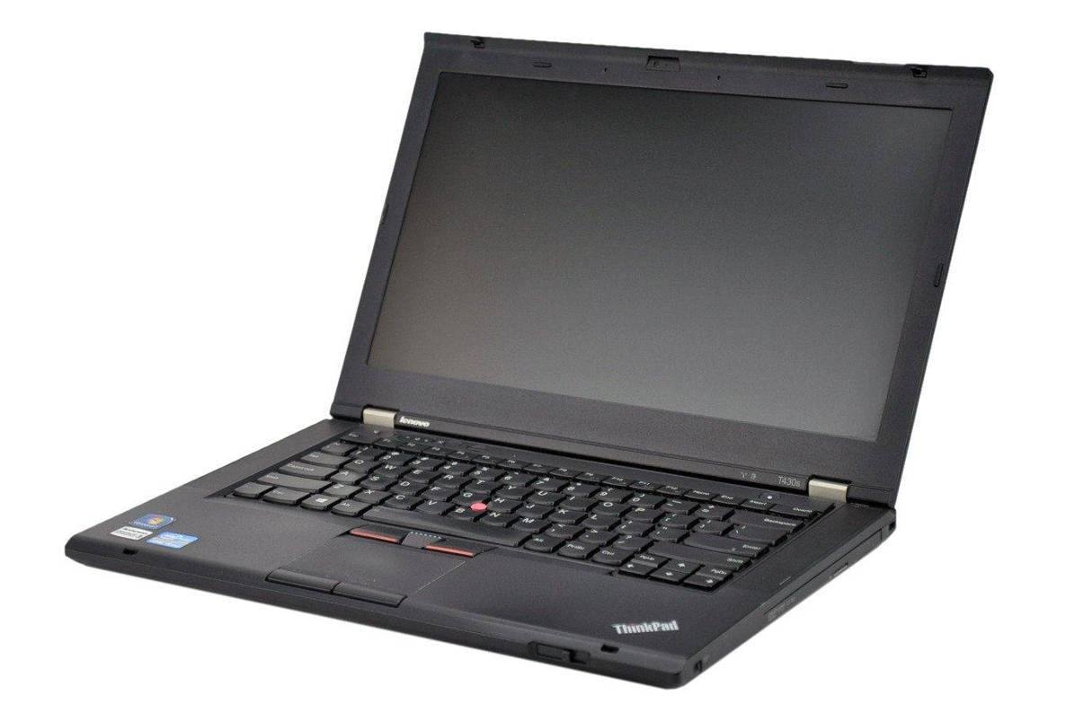 "Lenovo ThinkPad T430s i5-3320M 8 GB 120 SSD 14"" HD W7Pro A"