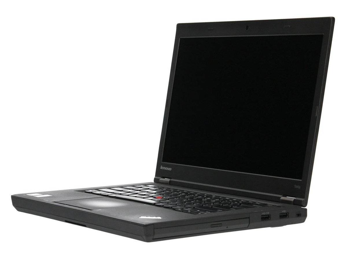 "Lenovo ThinkPad T440p i5-4300M 4 GB 128 SSD 14"" HD W7Pro A- 03"