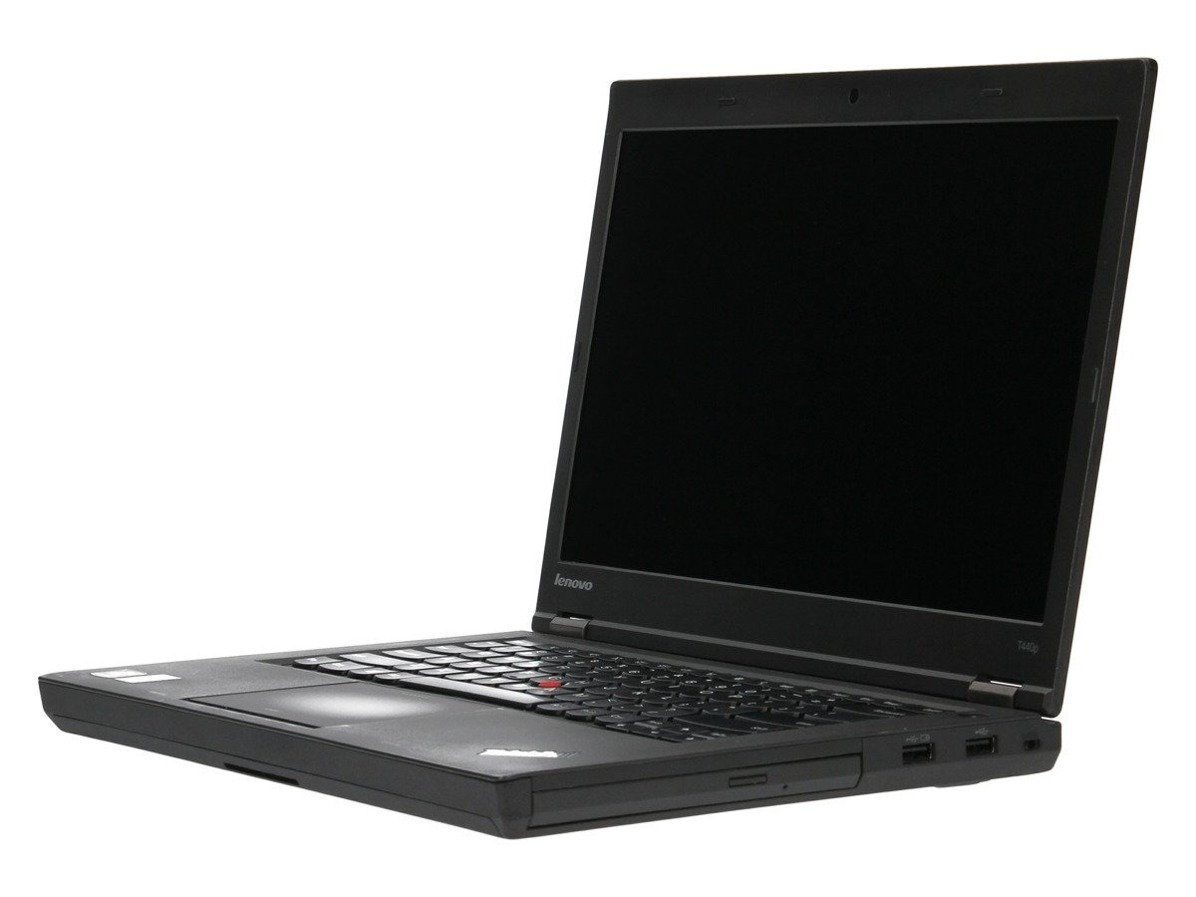 "Lenovo ThinkPad T440p i5-4300M 8 GB 256 SSD 14"" HD+ W8Pro A- 04"