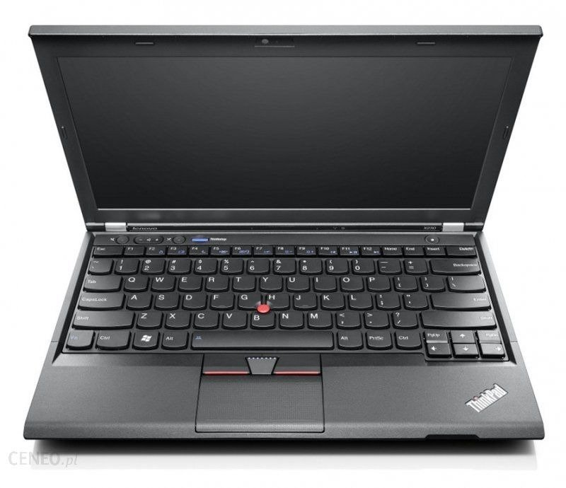 "Lenovo ThinkPad X230 i5-3210M 8 GB 240 SSD 12,5"" HD W7Pro A- 02"