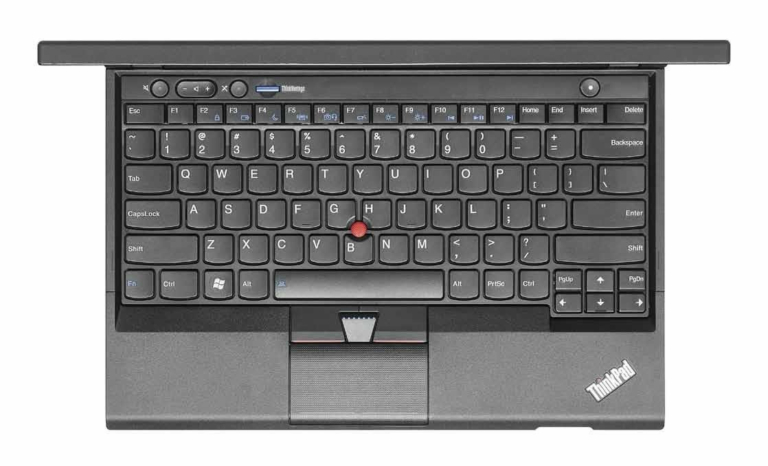 "Lenovo ThinkPad X230 i5-3210M 8 GB 240 SSD 12,5"" HD W7Pro A- 04"