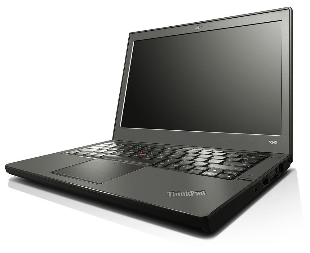 "Lenovo ThinkPad X240 i5-4300U 4 GB 240 SSD 12,5"" HD W8Pro A- 01"