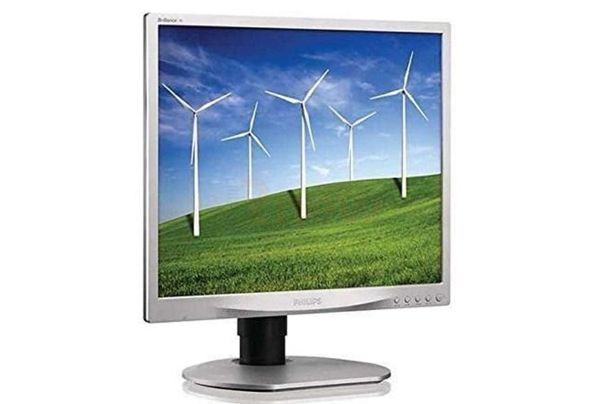 "Monitor Philips 170A7FS/00 17"" 1280x1024 Klasa B"