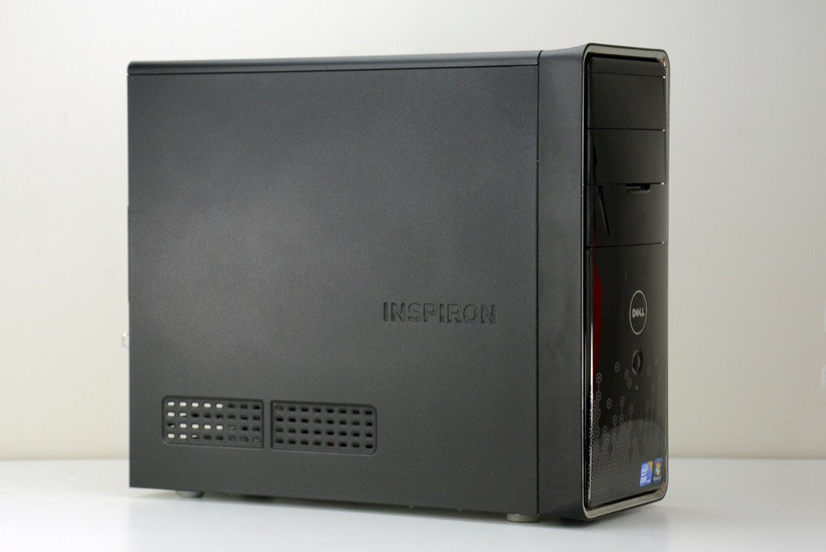 PC Dell INSPIRON 580 Tower i5 760 4 GB 500 HDD W7Pro A-