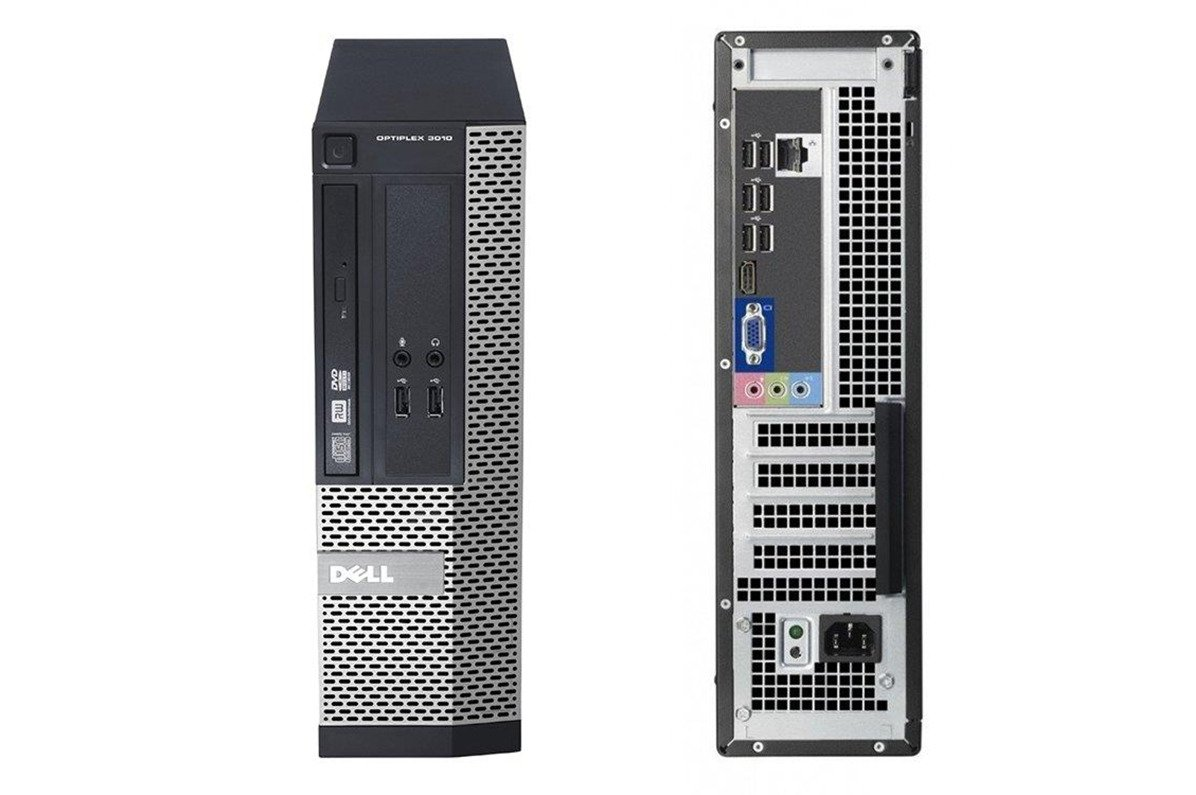 PC Dell OptiPlex 3010 SFF i3-2120 4 GB 250 HDD W7Home A-