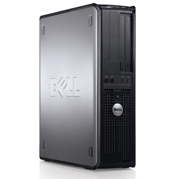 PC Dell OptiPlex 760 Tower E7500 4 GB 160 HDD WVistaBusiness A-