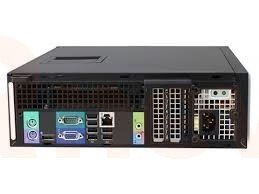 PC Dell OptiPlex 790 SFF i5-2310 4 GB 250 HDD W7Pro A