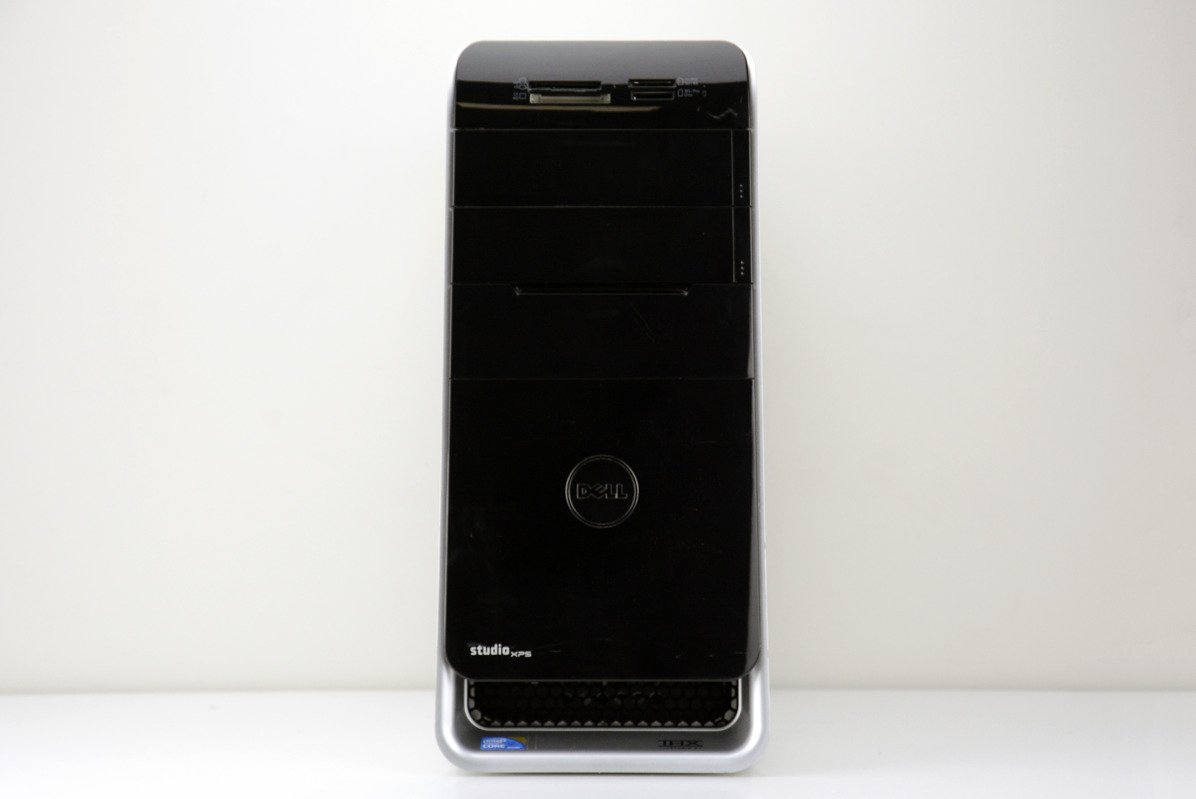 PC Dell Studio XPS 8100 Tower i7 860 4 GB 500 HDD W10Pro A-