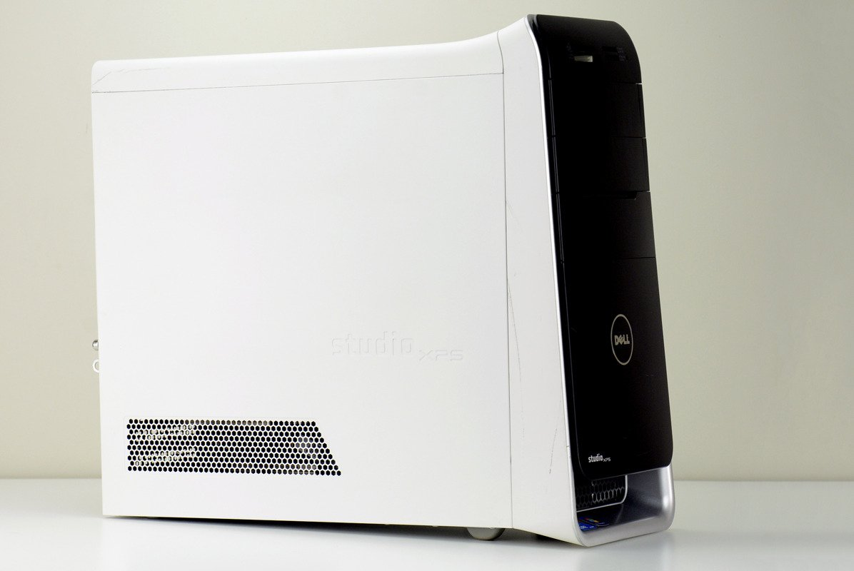 PC Dell Studio XPS 8100 Tower i7 880 4 GB 250 HDD None A-