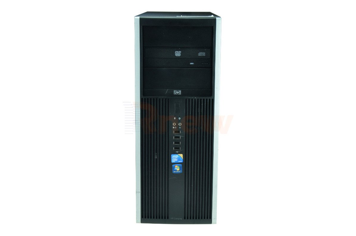 PC HP Compaq Elite 8100 Tower i3 550 4 GB 320 HDD W7Pro B