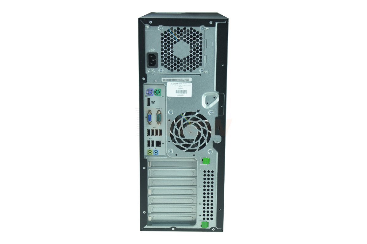 PC HP Compaq Elite 8100 Tower i5 650 4 GB 250 HDD W7Pro A-