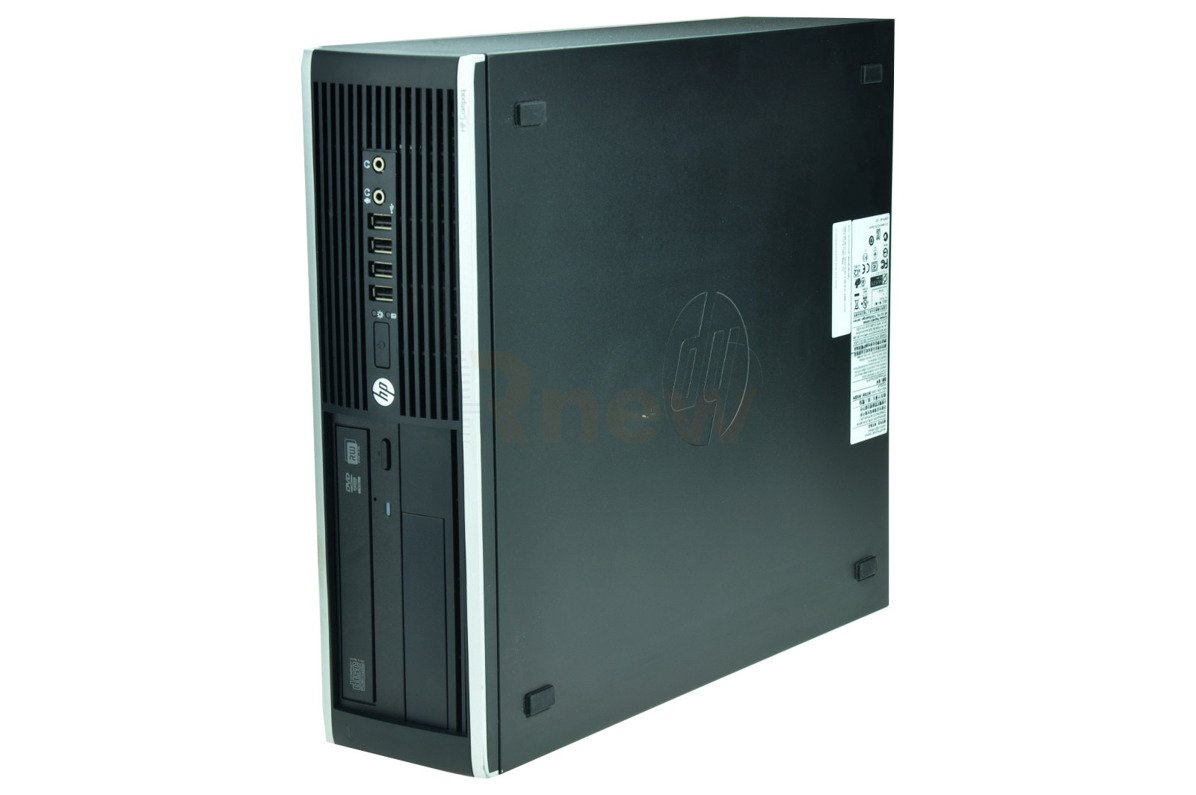 PC HP Compaq Elite 8300 SFF i3-2120 4 GB 500 HDD W7Pro A-