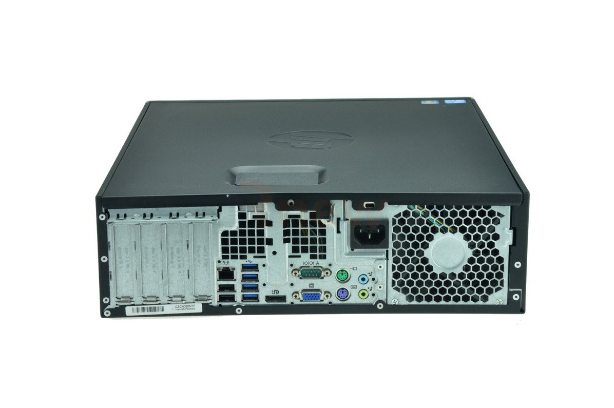PC HP Compaq Elite 8300 SFF i3-3220 4 GB 500 HDD W7Pro A